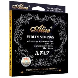 Alice Violin Strings A747
