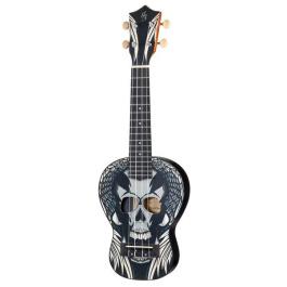Harley Benton DOTU UKE-S Angel Skull