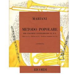 Mariani METODO POPOLARE Per Flicorno Contrabbasso In Sib – Ricordi