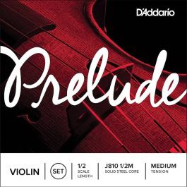 Daddario J810 Prelude – 1/2, Medium Tension