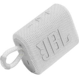 Φορητά Ηχεία JBL Go 3 Bluetooth Λευκό