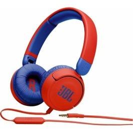 JBL JR310 Ενσύρματα On Ear Παιδικά Ακουστικά Κόκκινα