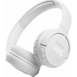 Jbl Tune 510BT, On-ear Bluetooth Headphones, Earcup Control White
