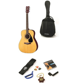 YAMAHA F-310P Set Ακουστική Κιθάρα Natural