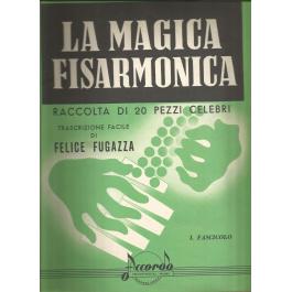 La Magica Fisarmonica Raccolta Di 20 Pezzi Celebri