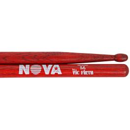 VIC FIRTH N5A-Wood Red Μπαγκέτες Nova