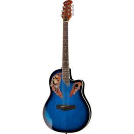Harley Benton HBO-850 Blue