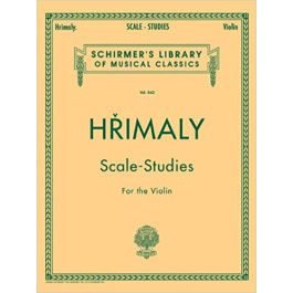 Hrimaly – Scale Studies for Violin Vol.842