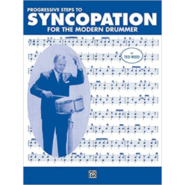 Progressive steps to Syncopation-Ted Reed