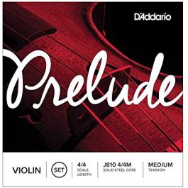 Daddario Prelude – 4/4, Medium Tension,
