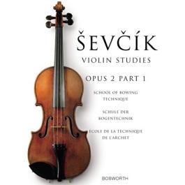 Sevcik – Violin Studies Op.2, Part 1
