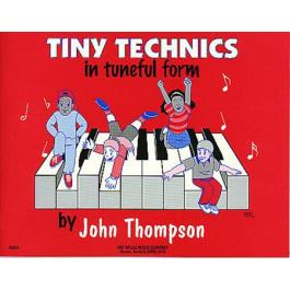 John Thompson-Tiny Technics in tuneful form