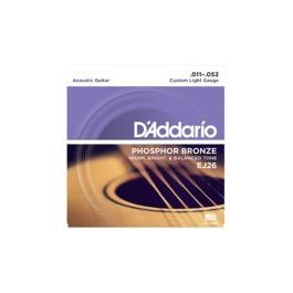 Χορδές Ακουστικής Κιθάρας
