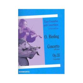 RIEDING – Concerto in B minor Op.35