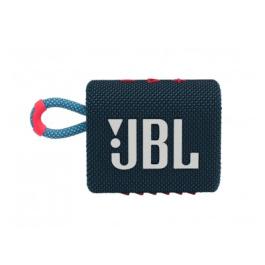 Φορητά Ηχεία JBL Go 3 Bluetooth Μπλε/Ροζ
